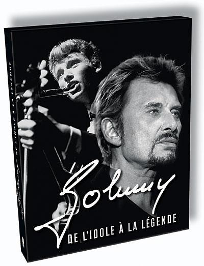 Johnny Hallyday Les Livres 2005 De L Idole A La Legende